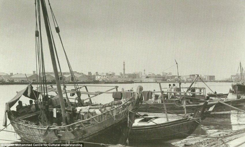 dubaj 1960