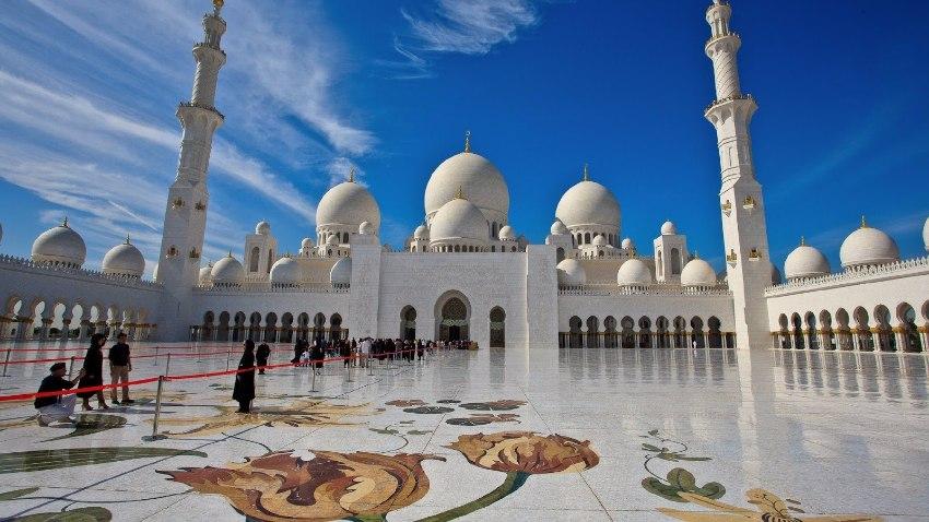 sheikh zayed mesita