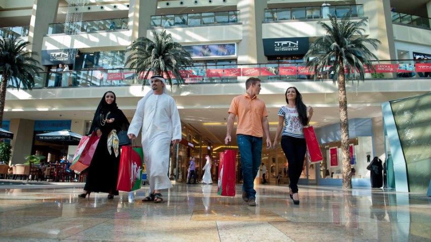 Dubaj Obliekanie