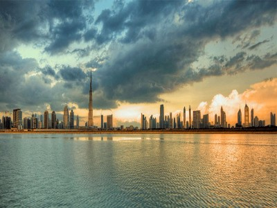 Podnebie v Dubaji