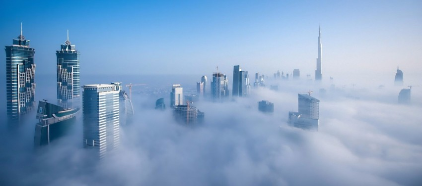 Dubaj Podnebie