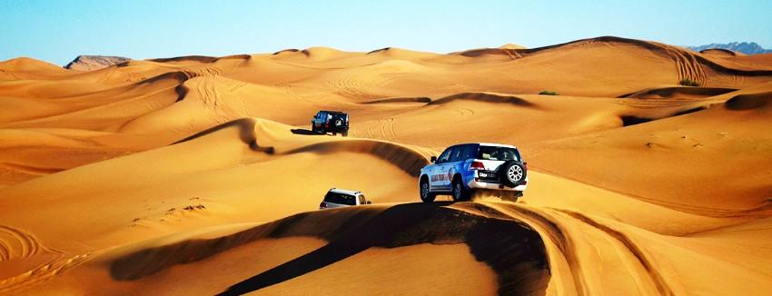 dune bashing dubaj