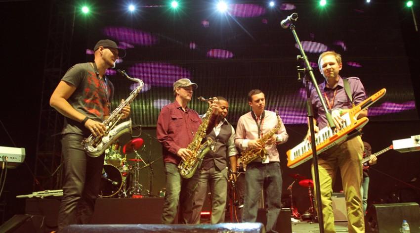 dubaj jazz festival