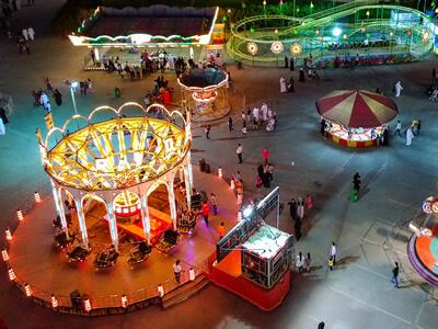 Najznámejšie dubajské festivaly