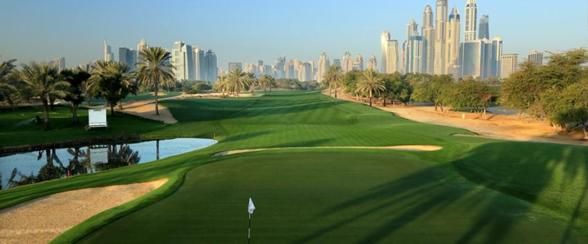 golf dubaj