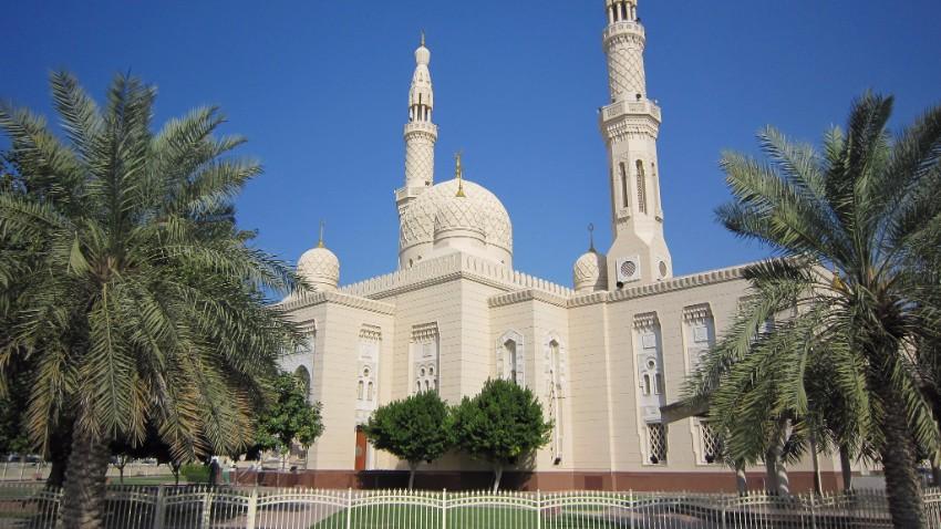 Mešita Jumeirah Dubaj