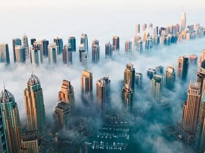 Počasie v Dubaji