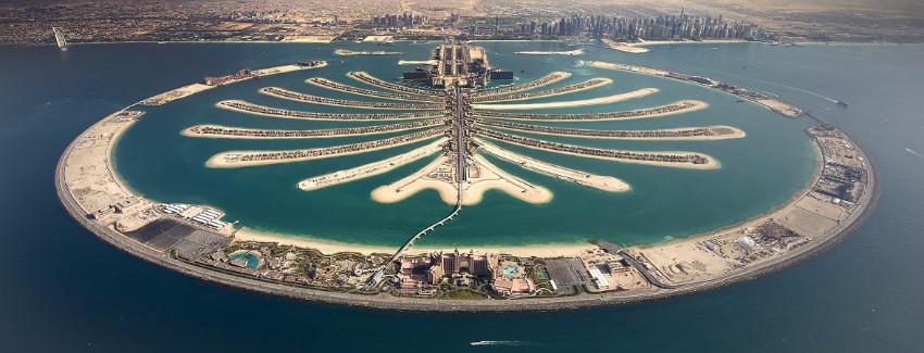 umele ostrovy dubaj
