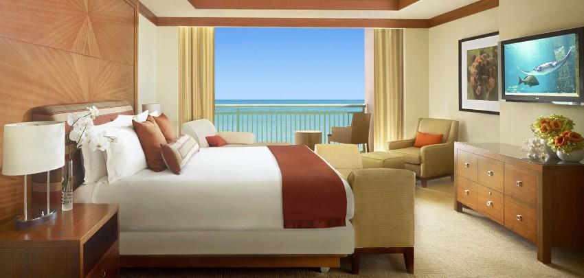 Izba v hoteli Atlantis