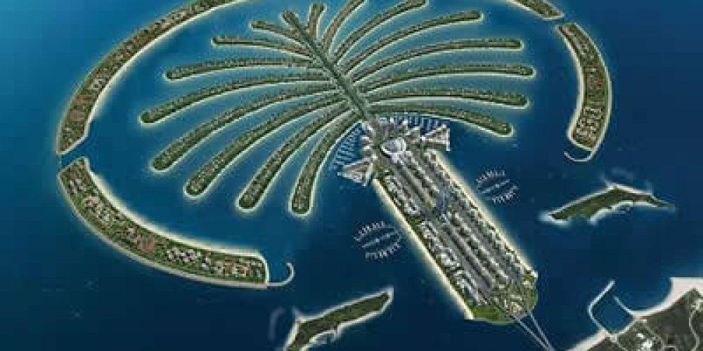 Umelé Palmové ostrovy